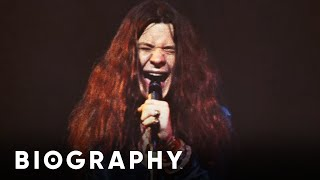 Watch a short video about janis joplin who broke new ground for women in rock music the late 1960s and was known her powerful, blues-inspired vocals. ...