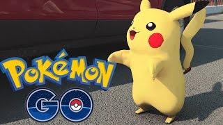 Pokemon GO In Real Life