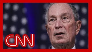 How is Bloomberg News covering Michael Bloomberg's 2020 campaign?