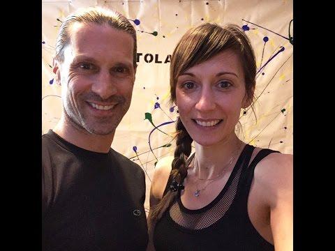 Tola Yoga Class #2   Best Yoga Workout   April 5, 2016