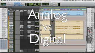 Analog vs Digital -Console Emulation Overview