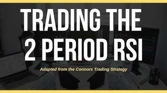 Simple 2 Period RSI Trading Strategy You Can Use Today