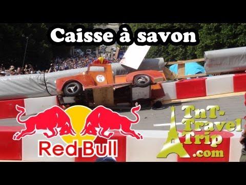 Red Bull Caisse à savon 2013 (SoapBox racer) - Domaine national de Saint-Cloud (France)
