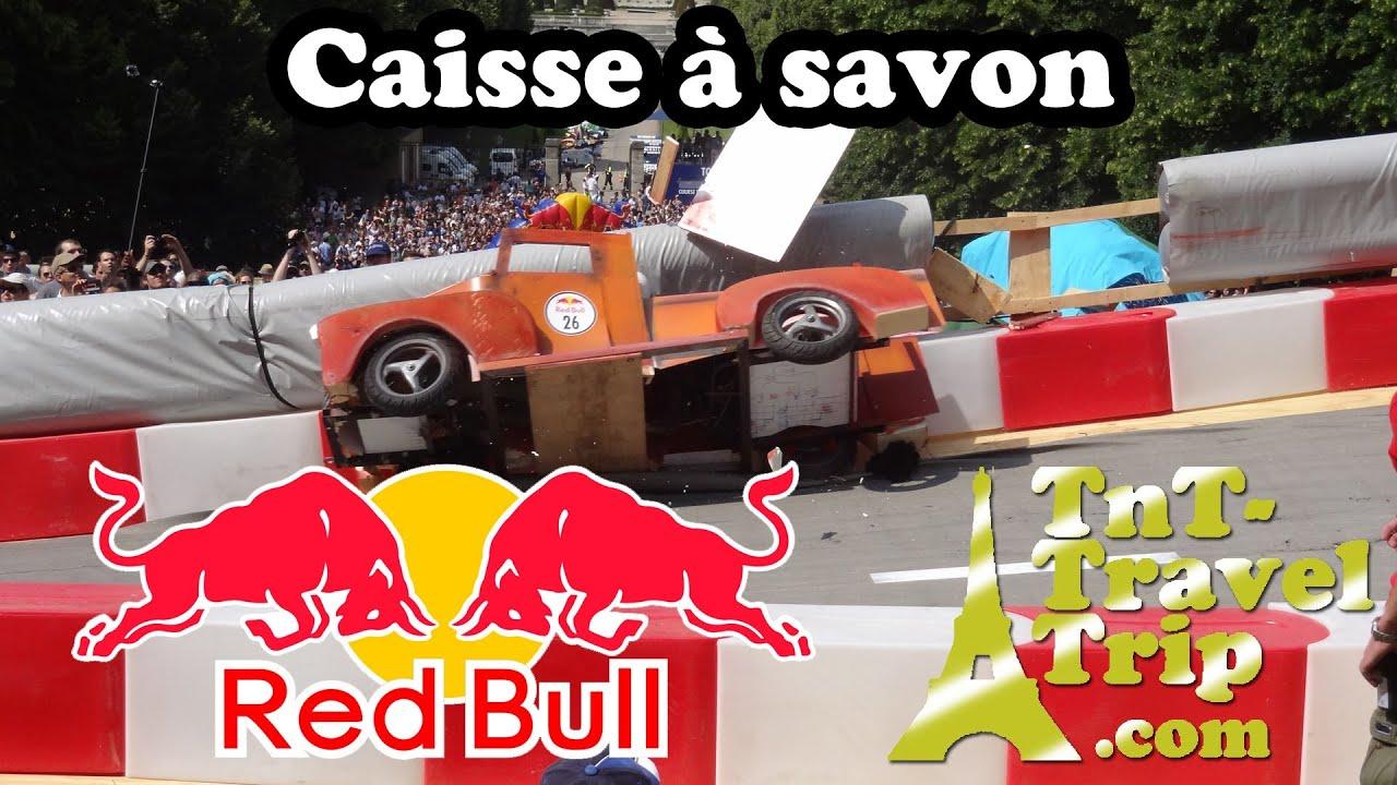 red bull caisse savon 2013 soapbox racer domaine national de saint cloud france youtube. Black Bedroom Furniture Sets. Home Design Ideas