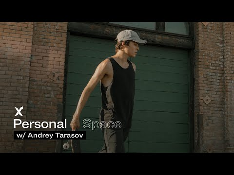 Skating LA with Andrey Tarasov | Personal Space | StockX