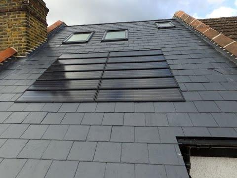 Solar Tiles Installation in  Twickenham