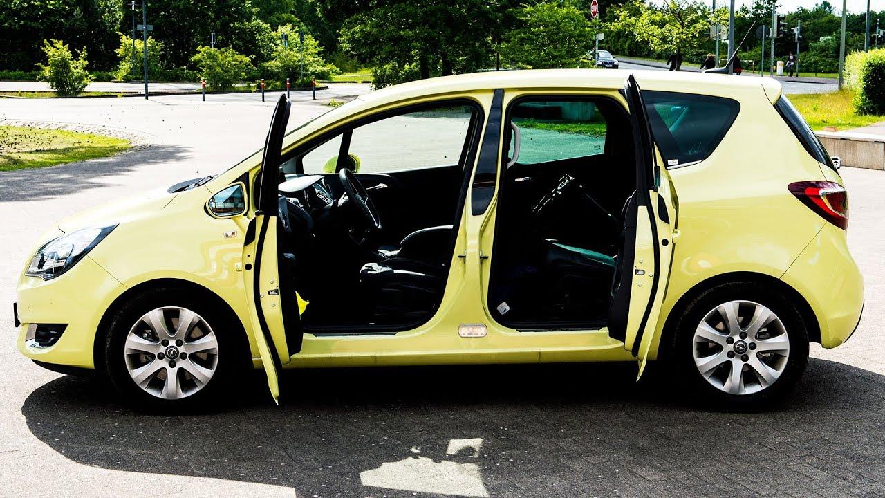 2014 opel meriva b 1 6 cdti fahrbericht der probefahrt car review test drive german. Black Bedroom Furniture Sets. Home Design Ideas