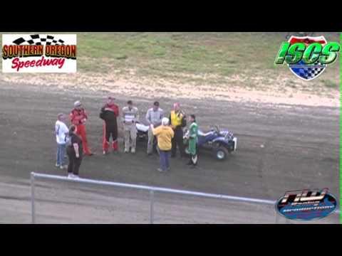 5-19-12 ISCS Dash Draw @ Southern Oregon Speedway