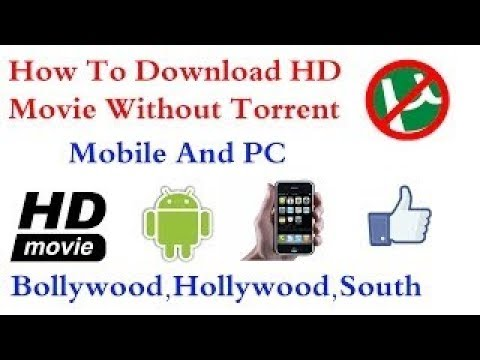 How To Download Latest Tollywood, Bollywood, Hollywood Movies Direct Without Torrent