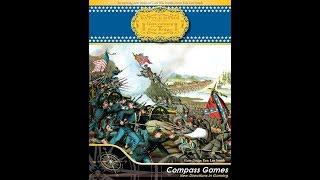 Battle of Gettysburg [Battle #1] - Battle Hymn [Compass Games, 2018]