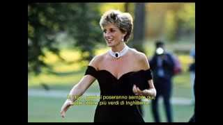 Elton john- Candle in the wind by Princess Diana Sottotitolato in italiano.