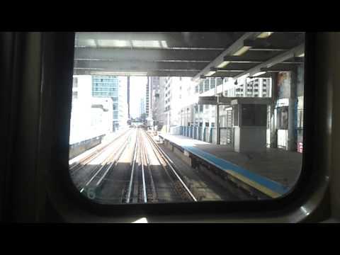 CTA Green Line California to Roosevelt Pt  3