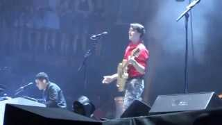 Vampire Weekend - Diplomat's Son (Live) @ Governor's Ball NYC 6.8.14