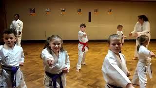 Weoley Castle Kids Training 28th January 2019