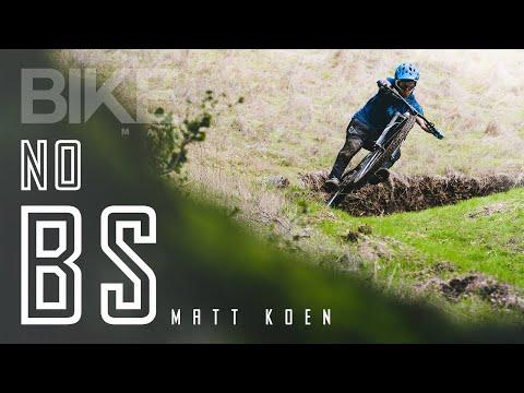 NO BULLSH*T: Matt Koen Trashes Turns & Shoots Straight