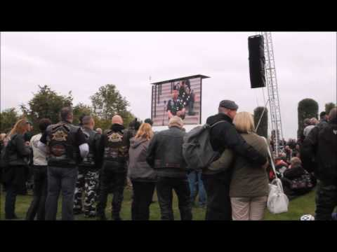 Ride to the wall RTTW 2015