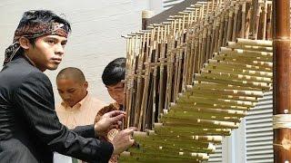 GUNDUL GUNDUL PACUL - Angklung Bamboo Music by RPM [HD]
