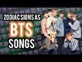 Zodiac Signs as BTS (방탄소년단) Songs // Seeing BTS Live