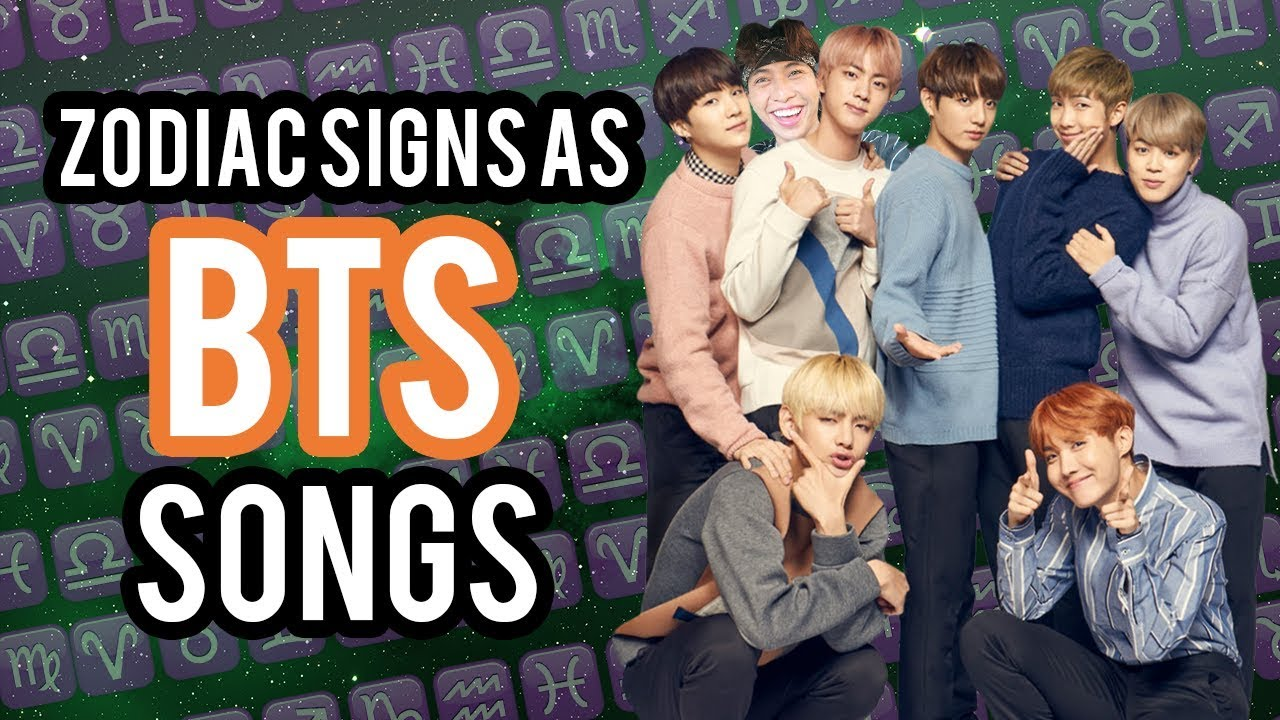 Zodiac Signs as BTS (방탄소년단) Songs // Seeing BTS Live