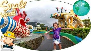 เด็กจิ๋วเที่ยว Ocean Park ตอน4 ทานข้าวเช้า เดินทางไป Ocean Park [N