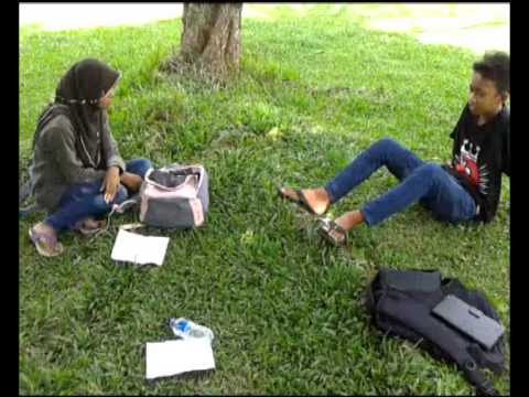 inilah video bahasa inggris pelajar SMP Hasbunallah