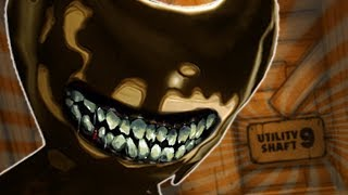 NEW BENDY ENDING CHAPTER 2 Bendy And the Ink Machine Secrets, Easters Eggs