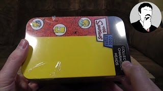 Simpsons Mystery Tin | Ashens