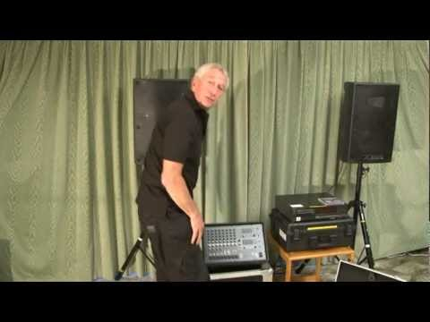 AW PA Sound Systems - Simple DIY Sound Systems for Hire in Kent, UK