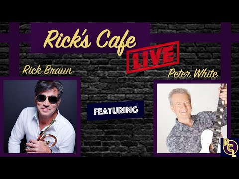 Rick's Cafe Live (S1 Ep 2) - Feat. Peter White