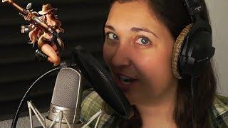 League of Legends Voices - Leona, Lulu, Cait (feat. Hurricane)