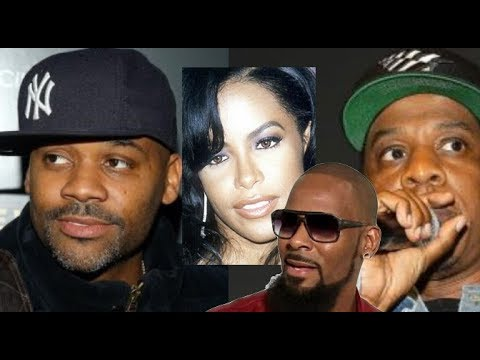 Dame Dash Disappointed in JAY Z Collab with R Kelly Questions Morals Knowing Aaliyah Situation Prior