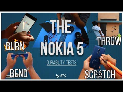 Nokia 5 Durability Test   দেশি মোবাইল অত্যাচার ভিডিও   4K   ATC