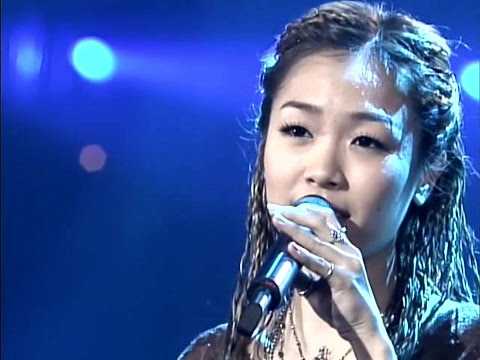 박정현(Lena Park) - 꿈에 (In Dreams) + 3songs @ 2002.08.17 Live Stage