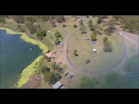 Lake Maroon Qld