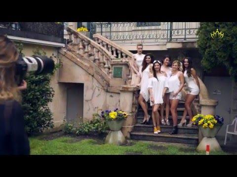 MAKING OF - Shooting officiel Eden Palace Montreux - Miss & Mister Suisse Francophone 2016
