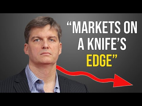 Michael Burry Warns of An Upcoming Market Crash