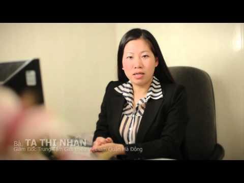 Trung tâm dạy nghề Thanh Xuân - Vững bước tương lai
