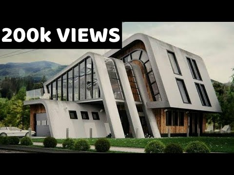 Modern house in Revit Complete Tutorial part 1
