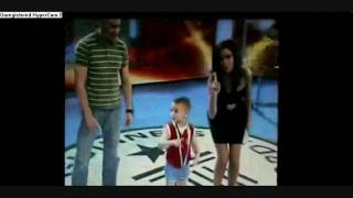 Guiliano Stroe - Worlds strongest boy at guiness record book  5 years old!