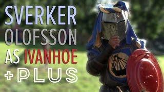 Sverker Olofsson som Ivanhoe - Plus Klassiker