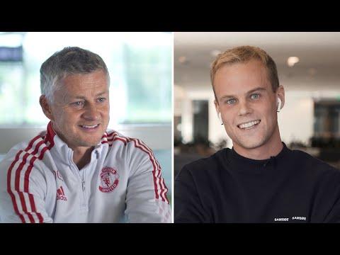 Download Stort Dagbladet-intervju: Ole Gunnar Solskjær