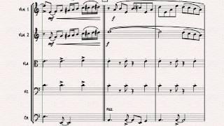 Libertango - Astor Piazolla - Tango Nuevo - String Orchestra Resimi