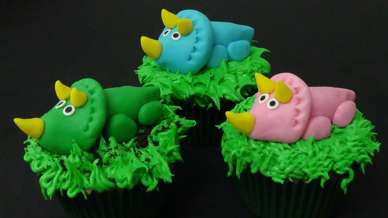 Dinosaur Cakes Toppers