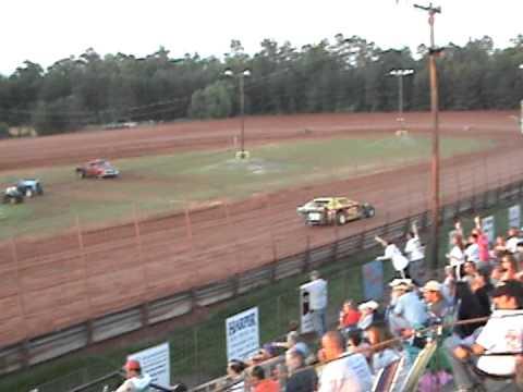 Champion Park Speedway 5/12 Sportmod Heat Race