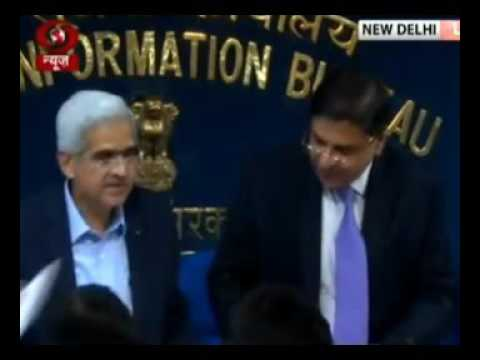 RBI Governor Urjit Patel, Govt of India press conference on Rs 500 and Rs 1000 notes