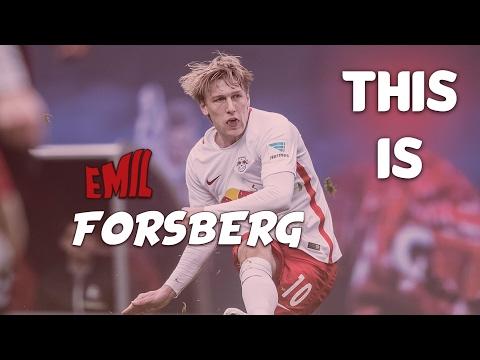 This is Emil Forsberg// Swedens New God