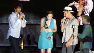 Sasha, Benny y Erick - Tonto Corazón