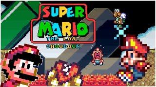Super Mario Bros. - The Last Showdown • Super Mario World ROM Hack