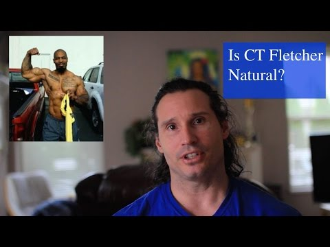 Is CT Fletcher Natural?