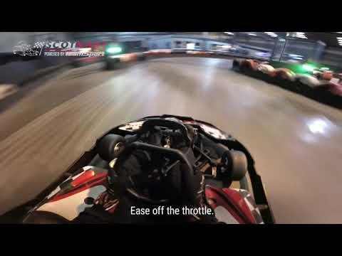 Flying Lap | ScotKart Racing Dundee